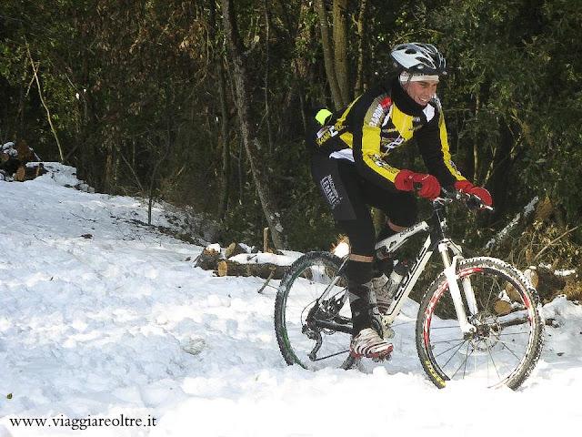 pedalare in inverno abbigliamento